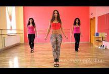 Тело танцы