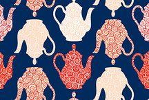 patterns & sketches