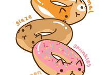 Donut cats
