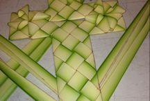 palmové tkaní