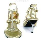 Bridal sandals boutique