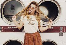 Laundry Mat Senior Pictures