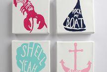 Ahoy / Nautical ideas