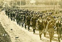 WW1 history / by Nicola Daws