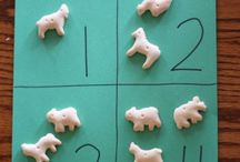 Animal Cracker Crafts / by bestforkids