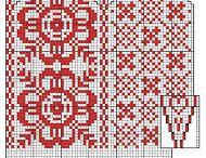 Lapasmalleja/Mittens patterns