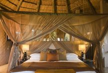 Interior Ideas / Inspiration for a thatched house.