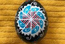 Pysanka / Pysanky / Писанки / Ukrainian eggs, Ukrainian Easter eggs, pysanka, pysanky, українська писанка, україньски писанки.