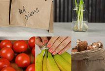 Kitchen hacks and ideas