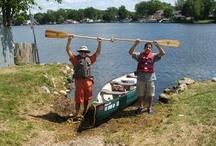 Dad's Canoe