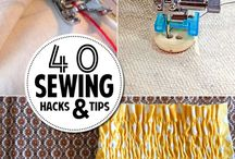 40 sewing hacks