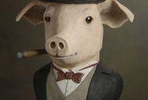 tête de cochon