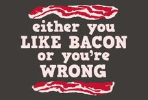 Keep Calm; Eat Bacon / Bacon