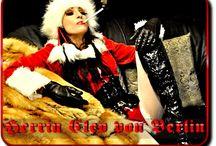Mistress ★ Herrin ★ Domina / Mistress ★ Herrin ★ Domina