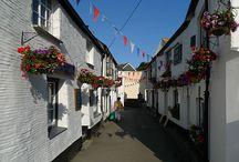 Cornwall, (home) and where I'd like to be again / by Susan Tümkaya