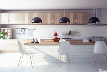 kitchen ideas / inspiring kitchen ideas - showcase of stunning kitchen wares and flat pack ideas for tomorrow