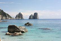 #CAPRI / Capri. Isla de recreo en el mediterráneo.