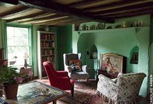 Rooms inspired by Bloomsbury