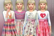 Sims4 cc kids clothes