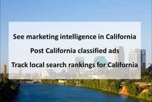California (CA) Proxies - Proxy Key / California (CA) Proxies www.proxykey.com/ca-proxies +1 (347) 687-7699. California is a state located on the West Coast of the United States. It is the most populous U.S. state,[4] with 38 million people, one in eight of the people who live in the U.S, and the third largest state by area (after Alaska and Texas). California is bordered by Oregon to the north, Nevada to the east, Arizona to the southeast, and the Mexican state of Baja California to the south.