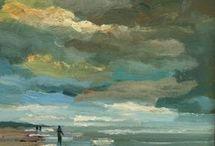 Zee vloed