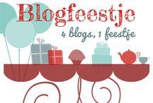 Blogfeestje / Alle blogpost toegevoegd aan de link party Blogfeestje worden hier gepind