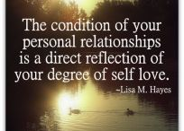 Respect others and yourself!