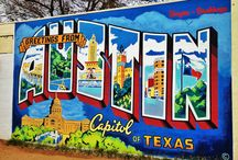 Things We Love In Austin / Places we like to eat, train, visit, frequent, etc., in the Austin area.