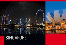 Singapore / Città che non lascia indifferenti per il crogiolo straordinario di civiltà e tradizioni cinesi, indiane, malesi e occidentali e per la vocazione spinta allo shopping.