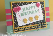 Party Wishes Stamp Set