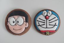 galletas de Doraemon
