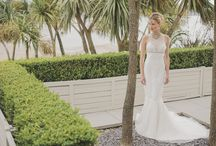 Ilana - Eira Collection / Ilana is a Haute Couture Gown from the Eira Collection by Amy Mair Couture  www.amymaircouture.co.uk