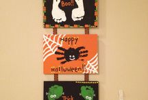 halloween children crafts