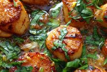 Scallops / by Connie Burgdorf