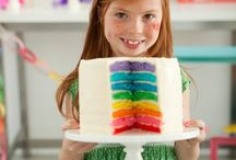 lisa loves CAKE / by Lisa Loves Rainbows
