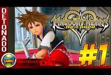 Kingdom Hearts: Re Codec Walkthrough / Walkthrough Kingdom Hearts: Re Codec