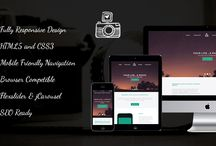 FreeTemplates.Pro / Collection of Free HTML Website templates
