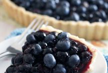Blueberries recipes / What you can do if you have handful of blueberries?