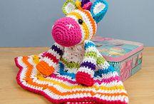 Crochet - Baby - Lovey