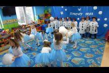 Tańce, zabawy przy muzyce