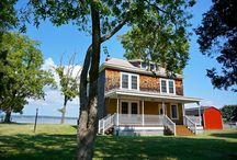 Water Front homes for sale in Charles County MD: 17454 Rock Point Road, Rock Point MD / Waterfront homes for sale, Charels county md real estate