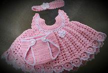 Crochet - oblečenie