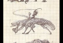 Concepts & character design