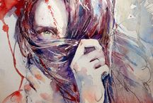 Art / Art my daughters might like / by Jonathan Broga