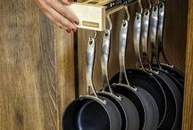 Κουζίνα - οργάνωση