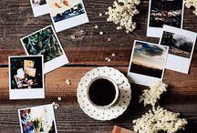 COFFEE TIME / FLAT LAYS