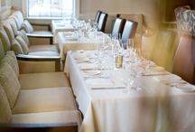 Reservations for Two / One of our favorite commercial projects, this Cape restaurant is now the picture of elegance.