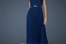 2013 La Femme Dresses