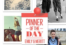 PINNER OF THE DAY / by Sofia Beckdorf