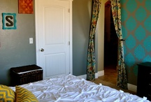 Master bedroom and Bath Ideas.  / by Emily Carter
